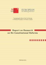 Report on Research of RA Constitutional reforms C ENG